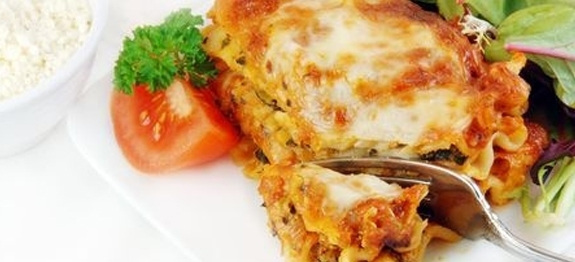 Easy Spinach Lasagna | Easy Recipe Depot